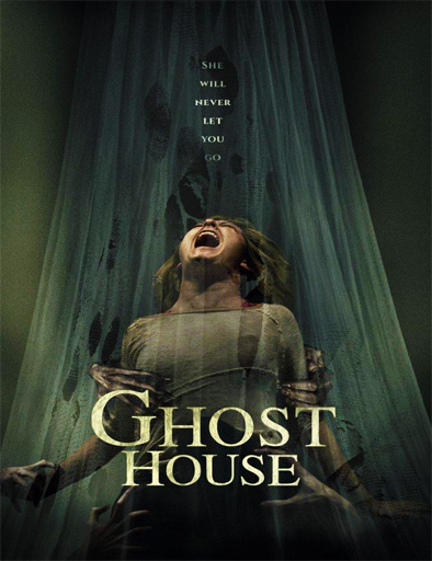 Ver Ghost House (2017) Online