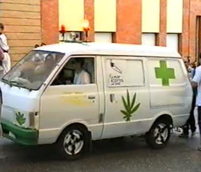 Ambulancia Peña Latacin. Año 2003
