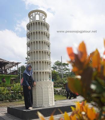 Menara Pizza Merapi Park