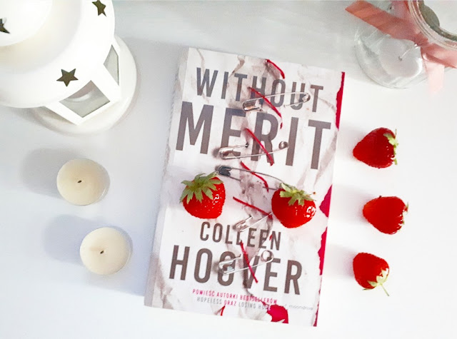 Without Merit, Colleen Hoover, recenzja, booklover, Samanta Louis, wydawnictwo Otwarte