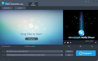 Apowersoft Video Converter Studio 4.6.0 (Build 03/23/2017) Multilingual Full Crack
