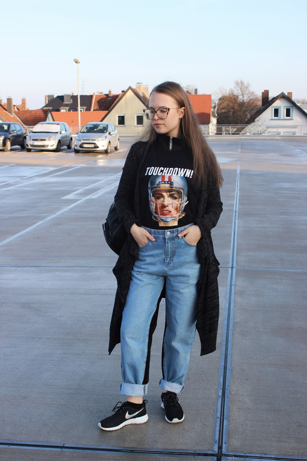 Casual Outfit // New Year's Resolution
