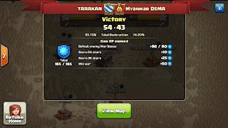 Clan TARAKAN vs Myanmar DSMA, TARAKAN Victory