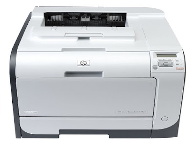 Image HP LaserJet CP2025 Printer Driver