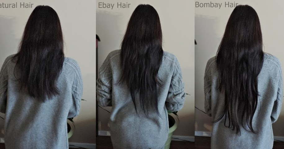 REVIEW  BOMBAYHAIR HAIR EXTENSIONS  334c46929d38