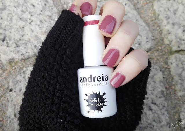 verniz gel 224; Andreia Professional