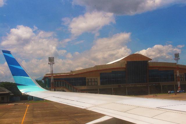 bandara abdul rahman saleh