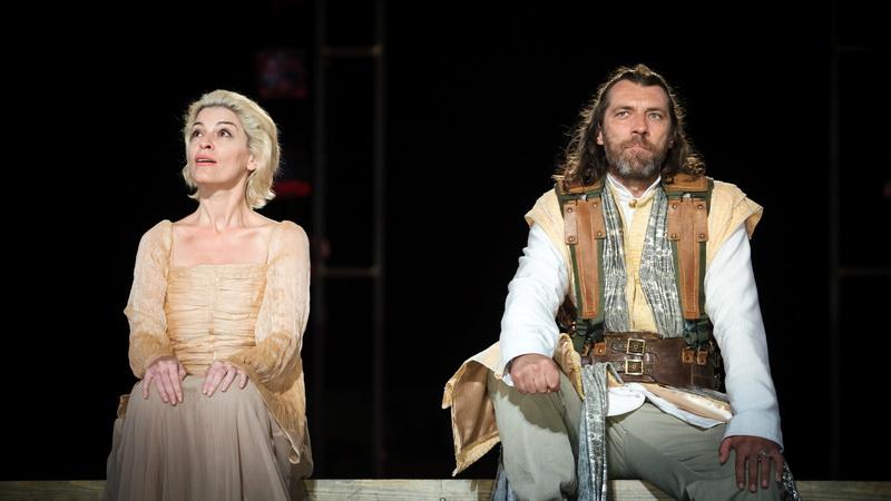 Ο Αγαμέμνων του Αισχύλου με τον Γιάννη Στάνκογλου στην Αλεξανδρούπολη