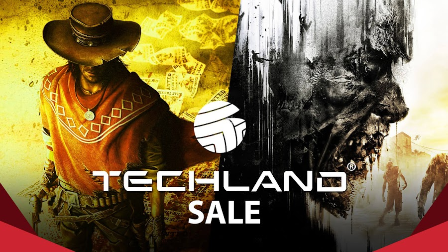 humble bundle techland publisher spring sale 2019