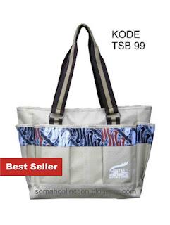 tas seminar batik lurik murah unik tote bag goody bag tsb 99