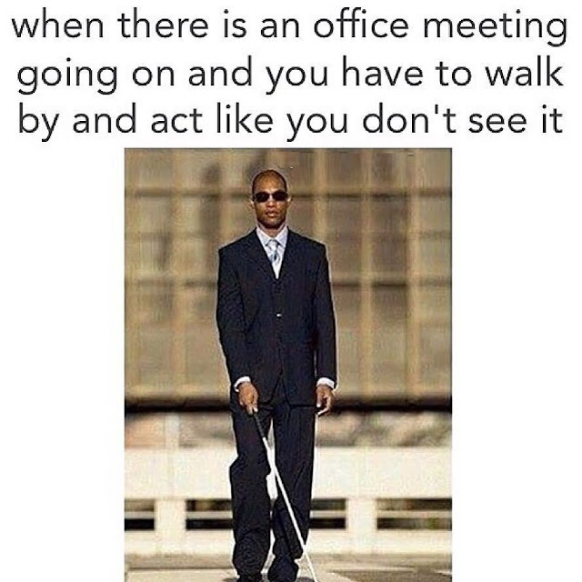 Funny Real Estate Memes - Office Meeting