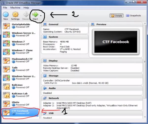 حصريا طريقة تثبيت منصة فيسبوك