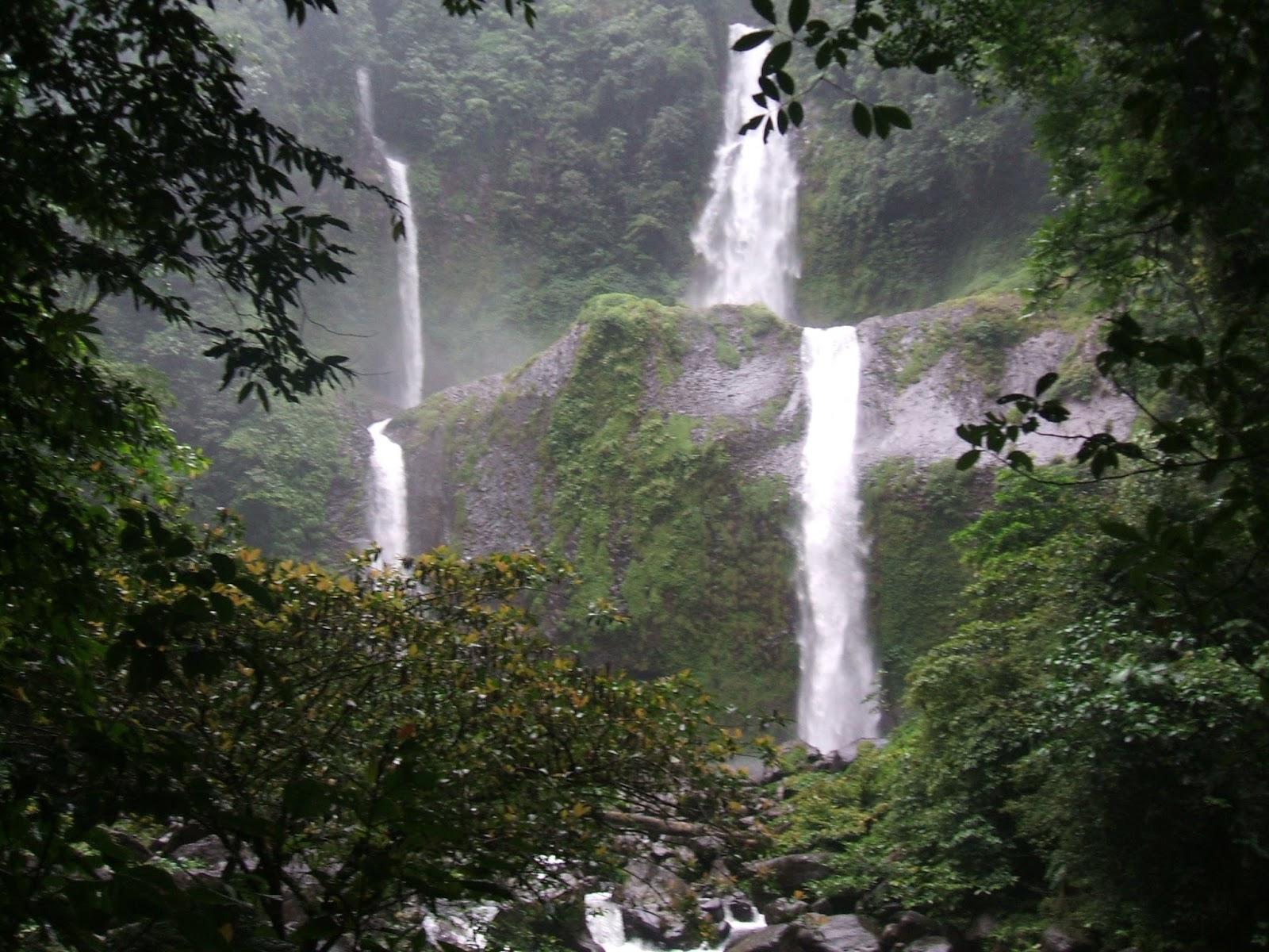 Air Terjun Curug 9: Destinasi Wisata yang Tersembunyi (Explore