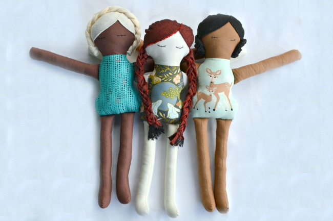 Doll Pattern Tutorial Crazy Little Projects