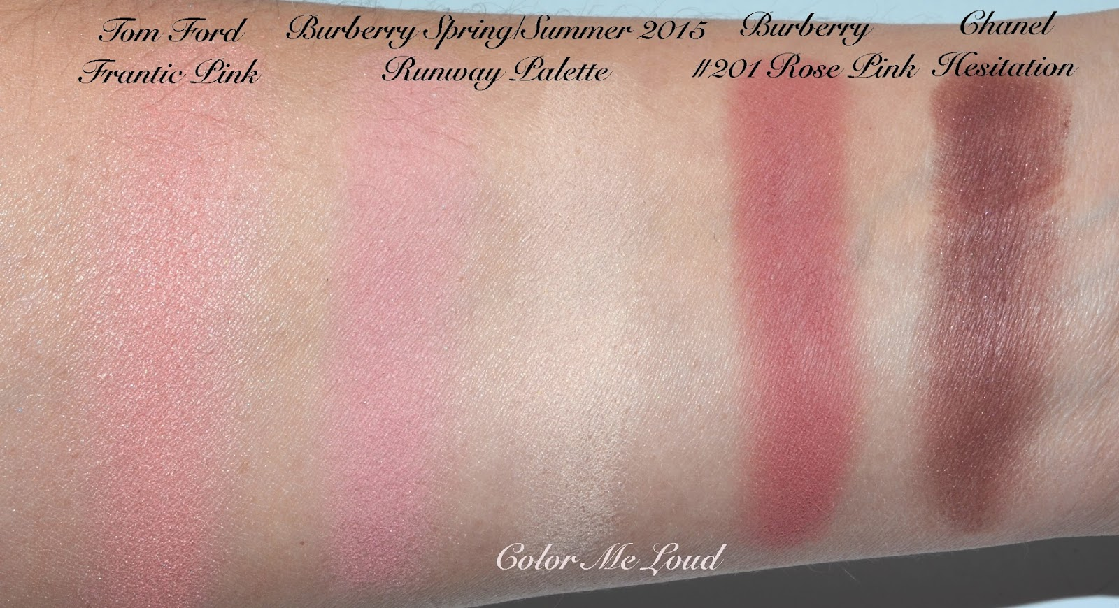 Nude Blush 10 Color Blush Palette by BH Cosmetics #12