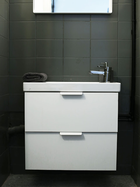 łazienka Ikea Blog Forrest Design