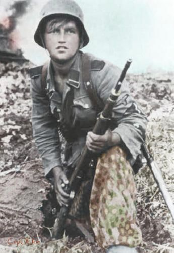German soldier Color Photos World War II worldwartwo.filminspector.com