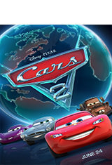 Cars 2 (2011) BDRip 1080p Latino AC3 5.1 / Latino DTS-HD 5.1 / Español Castellano AC3 5.1 / ingles DTS 5.1