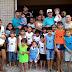 Policiais do 4º BPM participam de comemoração do Dia das Crianças em Juarez Távora