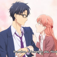Wotaku ni Koi wa Muzukashii Episode 01 Subtitle Indonesia