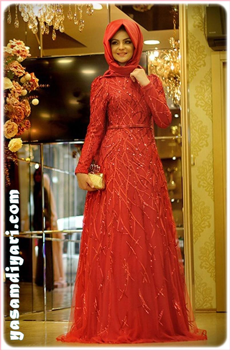 7ffdc61c6c21c أروع موديلات فساتين حريم السلطان للمحجبات harim soltan hijab - سلطانة
