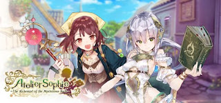 Atelier Sophie The Alchemist of the Mysterious Book-CODEX