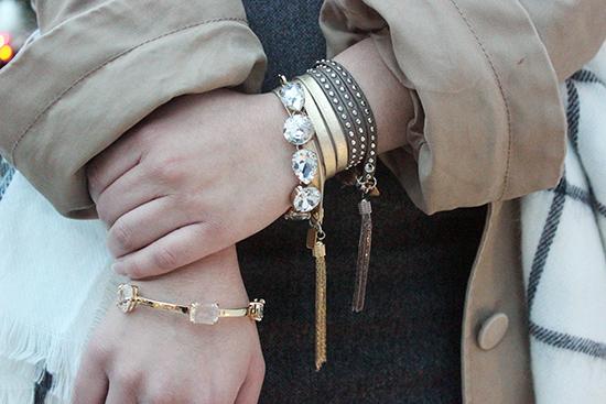 E. Kammeyer Accessories Wrap Bracelets