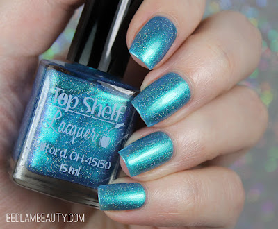 Top Shelf Lacquer Time Flies When You're Having Rum! | Bright Shimmers Collection