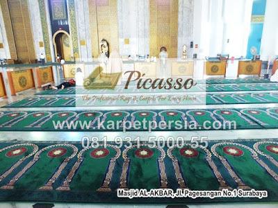 Karpet sajadah empuk, Karpet masjid tebal, Karpet sajadah masjid
