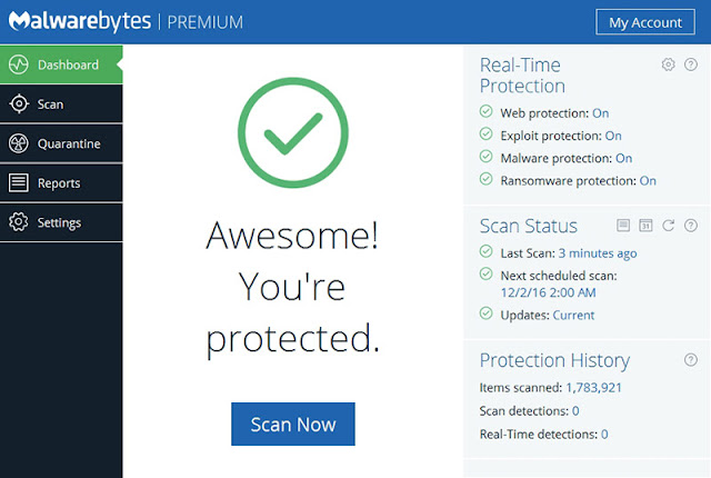 Malwarebytes Anti-Malware Latest Version Free Download