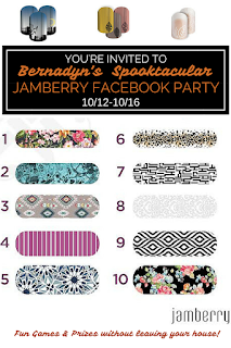Jamberry Nails, Nail Wraps, Manicure