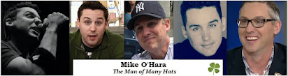 Mike O'Hara's New Website