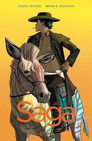 Saga, Vol. 8 (Saga #8), Brian K. Vaughan, Fiona Staples, InToriLex