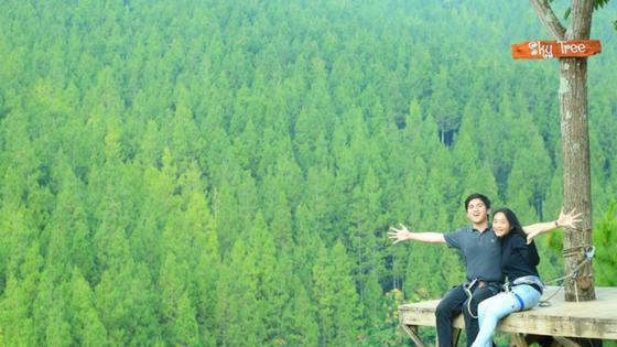 Lembang, Bandung. Indonesia Punya Banyak Tempat Romantis - aidabasita