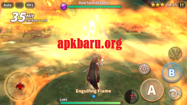 DawnBreak: The Flaming Emporer Mod Apk Terbaru