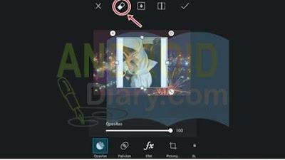 saya tidak punya saudara atau kerabat dekat disana Cara Mengubah Background Foto di Ponsel Android