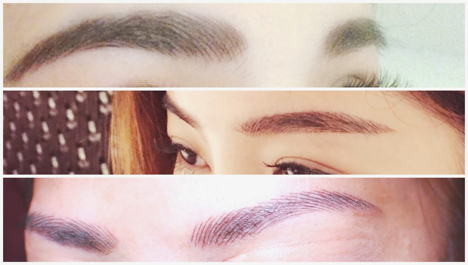 Eyebrow Embroidery At Browtisan Singapore Review The Chill Mom