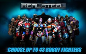 Real Steel MOD APK 1.36.6 (Heroes Unlocked) Mod Hack Unlimited All Terbaru