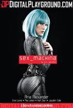 Sex Machina : A XXX Parody (2016)