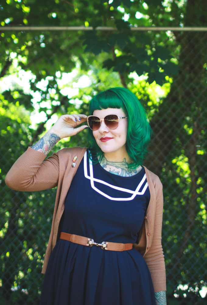 kaylah doolan, cleveland fashion blog, wiw