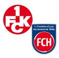 FC Kaiserslautern - FC Heidenheim