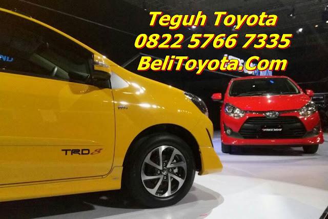 Promo New Agya Facelift Surabaya - Jawa Timur