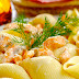 Conchiglie With Salmon Pasta Recipe - Quick Pasta Recipe