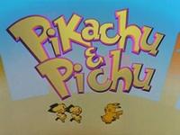 Pikachu y Pichu