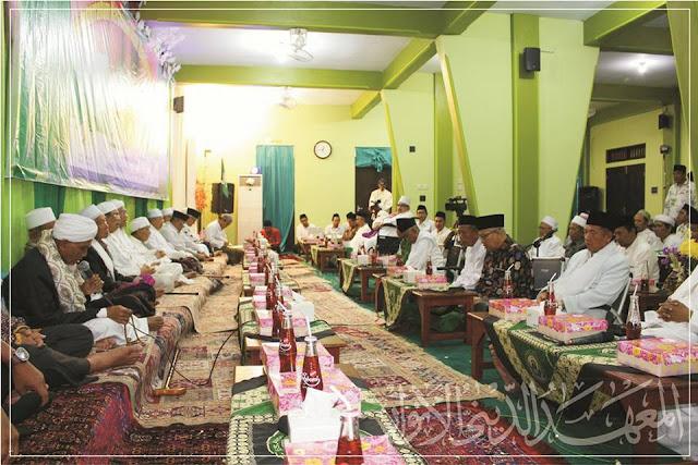 KH Maimoen Zubair: Islam Sarang bukan dari Wali Songo, tapi dari Bangka Belitung