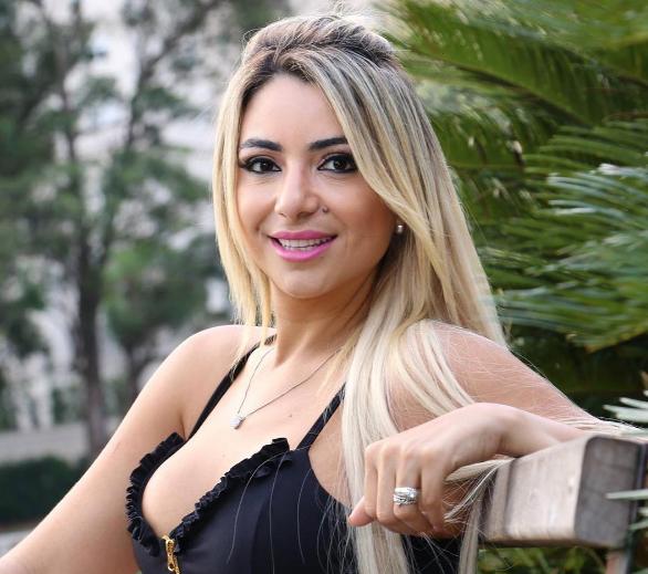 """Conheça a atriz Paloma Neves, a musa das pegadinhas do """"João Kleber Show"""", da Rede TV"""