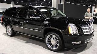 Dream Fantasy Cars-Cadillac Escalade 2012