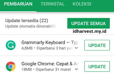Cara Mengatasi Play Store tidak bisa download pending
