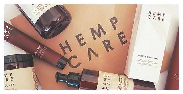 Hemp Care Olio di Canapa biologica referenze