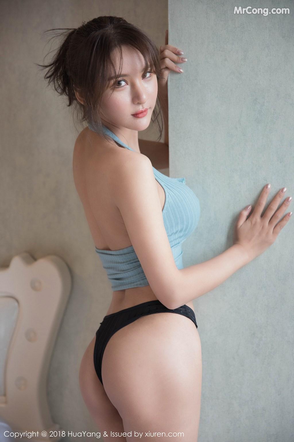 Image HuaYang-2018.12.13-Vol.099-SOLO-MrCong.com-033 in post HuaYang 2018.12.13 Vol.099: Người mẫu SOLO-尹菲 (47 ảnh)